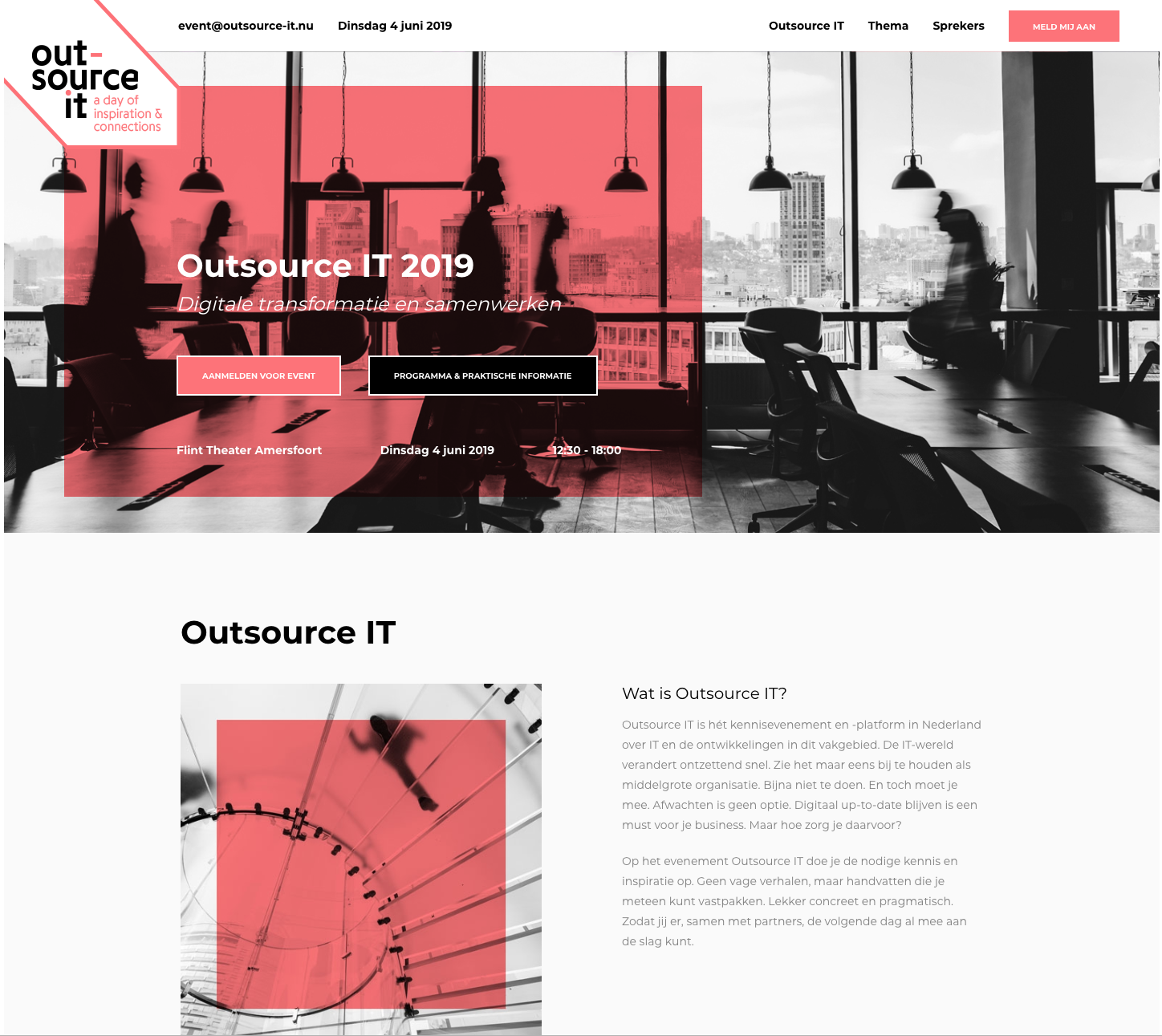 Website Outsource IT 2019