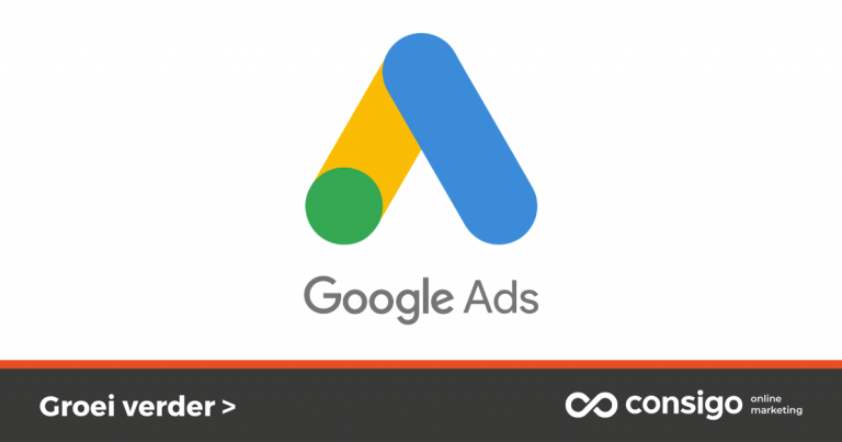 Aanmaken Google Ads account