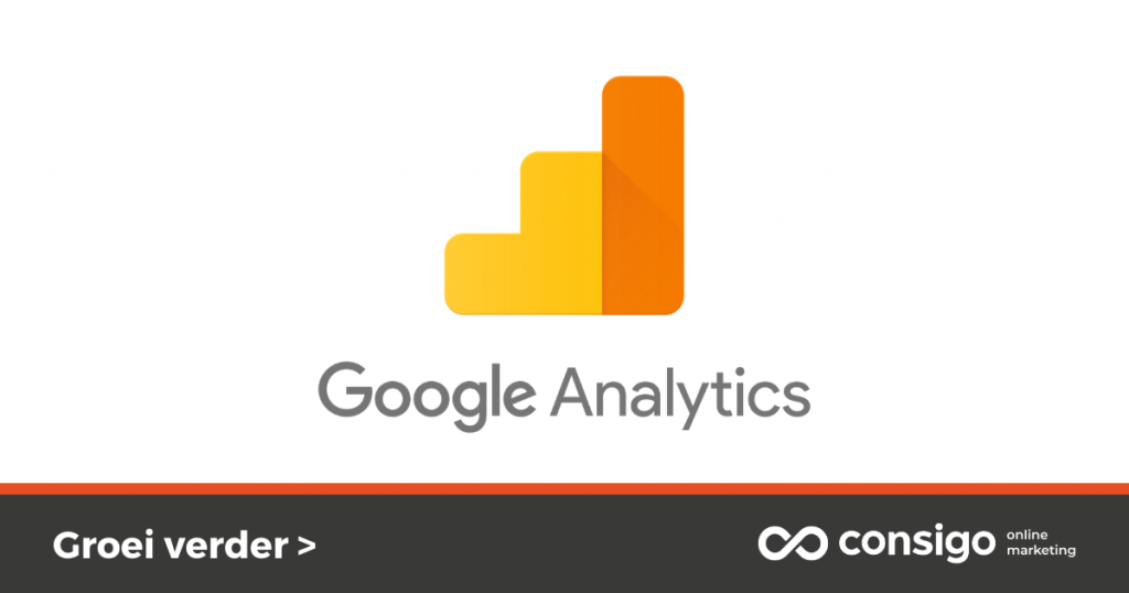 Aanmaken Google Analytics account