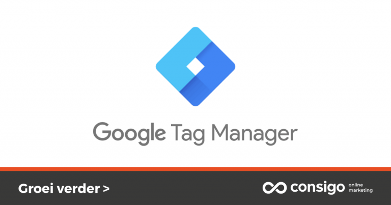 Aanmaken Google Tag Manager Account